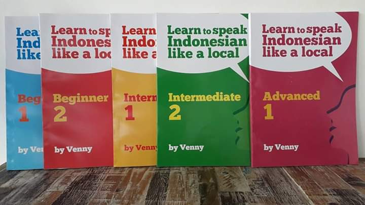 Speak Like An Indonesian